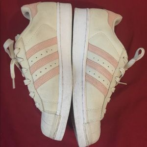 adidas Shoes - Adidas shell tops